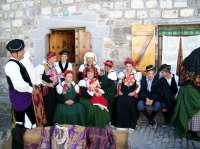 El Día del Traje Tradicional de Ansó (Huesca) cumple 45 años