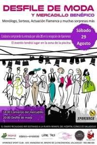 Arroyo acoge el sábado un desfile benéfico en favor de la planta infantil del Clínico de Valladolid