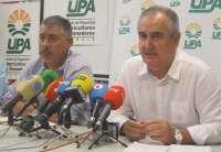 PSOE dice sí al pacto regional y UPA advierte que el presidente no puede dejar de estar en la batalla