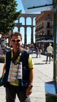 Un vendedor de la ONCE en Segovia reparte 10.000 euros con la lotería instantánea 'El gran sueldo de tu vida'