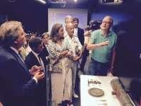 Expedición al Nuestra Señora de las Mercedes recupera un cañón y 11 piezas de valor arqueológico