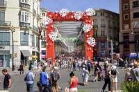 Hosteleros estiman un aumento del 5% en la facturación durante la Feria de Málaga
