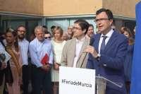 Alejandro Sanz, Pablo Alborán y Melendi, pondrán, un año más, sonido a la Feria de Murcia