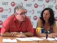 UGT pide al Consell que cancele el contrato con la empresa pública IVAS para la valoración de discapacidades