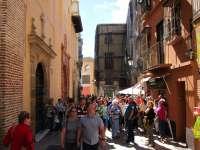 Turismo.- La capital registra el mejor mes de julio, con un crecimiento del 9,7%