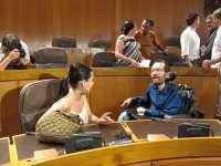 Echenique (Podemos) dice que el concierto del 'Ánfora' era