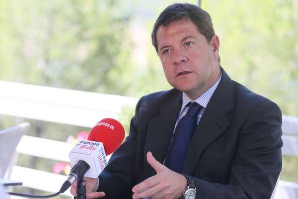 Page dice que ha encontrado en Castilla-La Mancha una gestión económica
