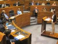 Coto (Foro) niega la versión de PP y Podemos sobre la Junta de Portavoces