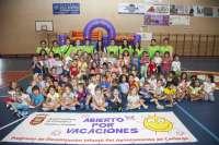 Concluye 'Abierto por vacaciones' tras contar con casi un millar de niños