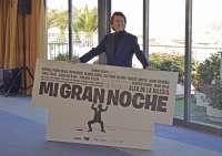 Raphael pondrá voz a la música de la Joven Orquesta Sinfónica Ciudad de Salamanca