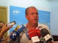 Monago pide a Vara que retome con el Gobierno central la firma del protocolo sobre Deuda Histórica negociado por el PP