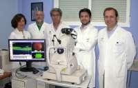 El Valme pone en marcha el Proyecto 'Oftalmología 2.0' para optimizar el abordaje de patologías de fondo de ojo