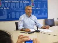 El alcalde de Badajoz replica a Ciudadanos que tiene la