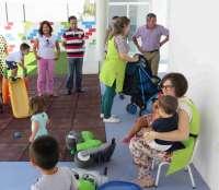 Arranca el curso escolar en las escuelas infantiles con casi 23.000 plazas de cero a tres años