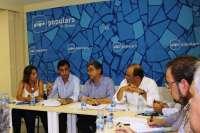 Martínez-Maíllo (PP) niega que impulsen la reforma del TC para frenar el proceso soberanista