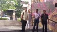 Cuenca (PSOE) incide en que para optar a la Capitalidad Europea de la Cultura hay que acabar con las pintadas