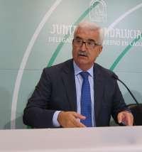 Jiménez Barrios responde a C's que el PSOE-A es una fuerza