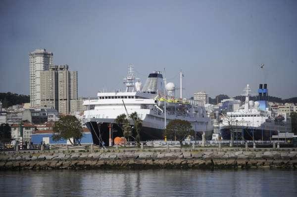 Baleares recibió 935.194 cruceristas hasta julio, un 17,9 por ciento más