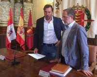 El Ayuntamiento de Valladolid pedirá hoy a la ministra presidir la Sociedad Alta Velocidad