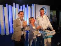 27S.- Rajoy pide el voto para que