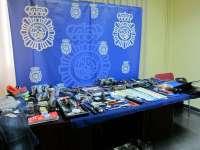 Sucesos.- Cuatro detenidos por 47 robos con fuerza en viviendas durante el periodo estival