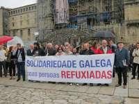 Concentraciones en Galicia piden cambiar la