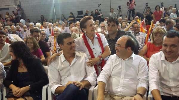 Pedro Sánchez defiende que la Constitución mejore la financiación de autonomías como Andalucía
