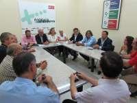 PSOE expresa a Unibus que seguirá defendiendo las