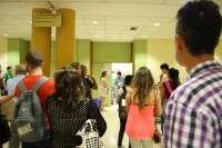 Un total de 1.614 alumnos se examinan desde este martes de Selectividad
