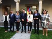 Begoña García Bernal toma posesión como consejera de Medio Ambiente
