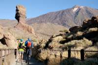 Agotadas las plazas de la modalidad de Maratón de la 'Tenerife Bluetrail 2015'