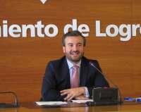 124 empresas se han creado hasta agosto en Logroño gracias a 328.500 euros de ayuda municipal