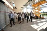 Obras de la estación de autobuses de Motril estarán acabadas en diciembre con una inversión de 1,7 millones