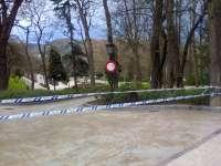 El Campo San Francisco de Oviedo permanece cerrado