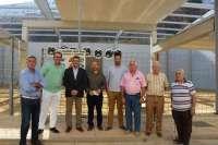Gutiérrez Limones se compromete a finalizar las obras de la futura sede de la Cabalgata de Reyes Silos