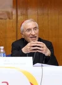 El cardenal Rouco disertará en Valencia sobre la