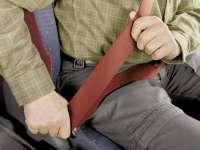 Los zaragozanos cumplen altamente con la norma de utilización del cinturón de seguridad