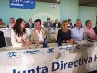 Sebastián Pérez y Patricia Navarro coordinarán el Comité de Campaña del PP-A para las próximas elecciones generales