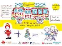 La III Lanzadera de Empleo y los Bomberos de Valladolid recogerán material escolar solidario este miércoles
