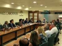 La tasa de cobertura de la negociación colectiva andaluza se recupera y se sitúa en niveles previos a la reforma laboral