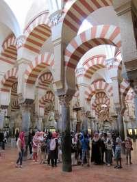 Cultura.- Turismo.- Las visitas a la Mezquita aumentaron en agosto un 6,3%