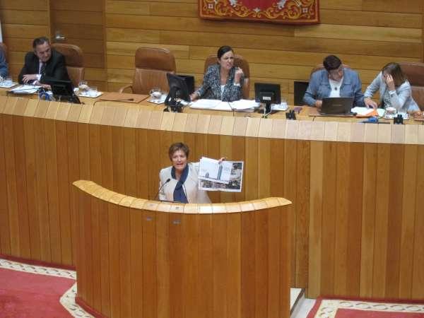 Mosquera, sobre el hospital de Vigo: