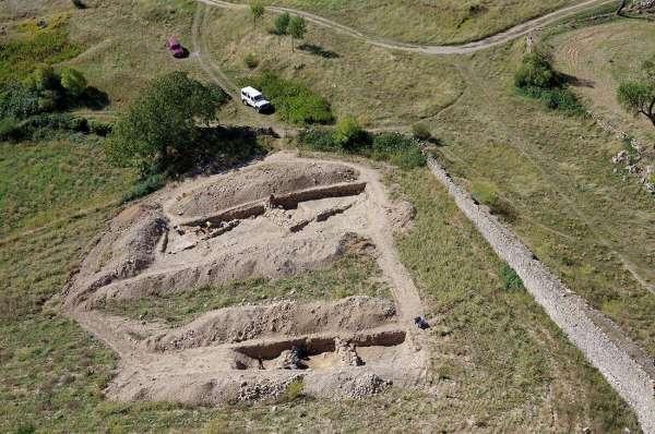 Hallado el pueblo medieval de Pancorbo (Burgos)