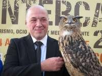 Turismo.- El presidente de la Diputación inaugura Intercaza 2015 como escenario de un sector en auge