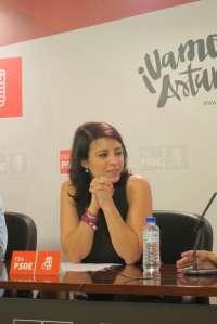 Adriana Lastra encabezará la propuesta de la FSA-PSOE para el Congreso y Areces repite en el Senado