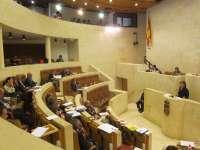 Parlamento.- Aprobada por unanimidad la ley de régimen sancionador sobre espectáculos en establecimientos públicos