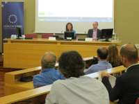 Junta difunde posibilidades de financiación del Programa Europeo 'Horizonte 2020' con talleres informativos