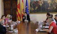 Puig dice que llevará al Gobierno central a los tribunales si Rajoy no le recibe en octubre para hablar de financiación