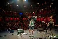 Ponferrada (León) acoge el sábado un concierto de Happening dentro del programa 'El rock suena en familia'