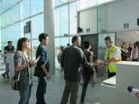 Casi 400.000 pasajeros pasaron en septiembre por los aeropuertos gallegos, que registran todos crecimientos